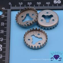 Qualité professionnelle en laiton pièces d'emboutissage en métal
