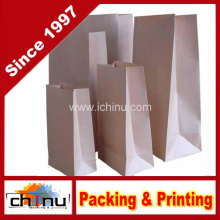 Custom Printed Gift Paper Kraft Bag (220002)