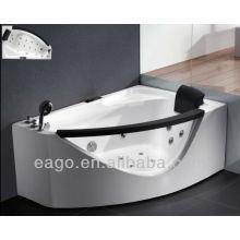 EAGO modern style whirlpool massage bathtub AM198S