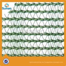 Venta caliente HDPE oliva fuit cubrir espuma red para huerto