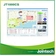 Живая программного обеспечения GPS-мониторинга