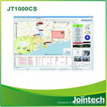 Logiciel de surveillance GPS en temps réel