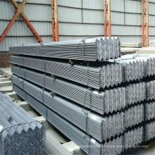 20X20X3--200X200X25 Черная угловая стальная штанга