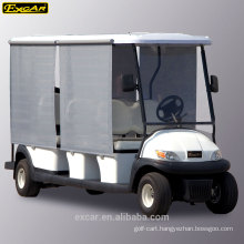 EXCAR 11 seater Electric Golf Cart for Sale electric sightseeing bus
