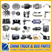 Más de 500 artículos Higer Bus Parts Coach Parts
