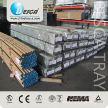 Pacote de madeira galvanizado perfurado da caixa de 3 medidores do canal do suporte 41x41x2.5 (UL, CE, cUL, NEMA, ISO9001)