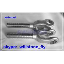 Drop Forged Fork Link für DIN1478 Spannschloss