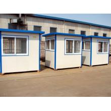 Wächterhaus aus Stahlkonstruktion (KXD-pH1383)