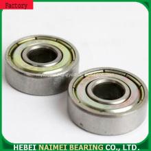 Factory supply 90*190*43mm deep groove ball bearing 6318