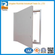 Puerta de acceso para puertas de metal estampado