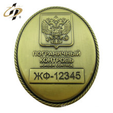 Дешевые пользовательские 3см латунь металл воинский значок с булавкой