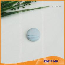19 milímetros manta de tecido coberto botão BM1714