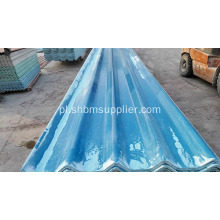 Damproof Simple Installation Mgo Roofing Sheet