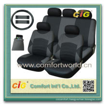 New Design Polyester Mesh Fabric Seat Cover