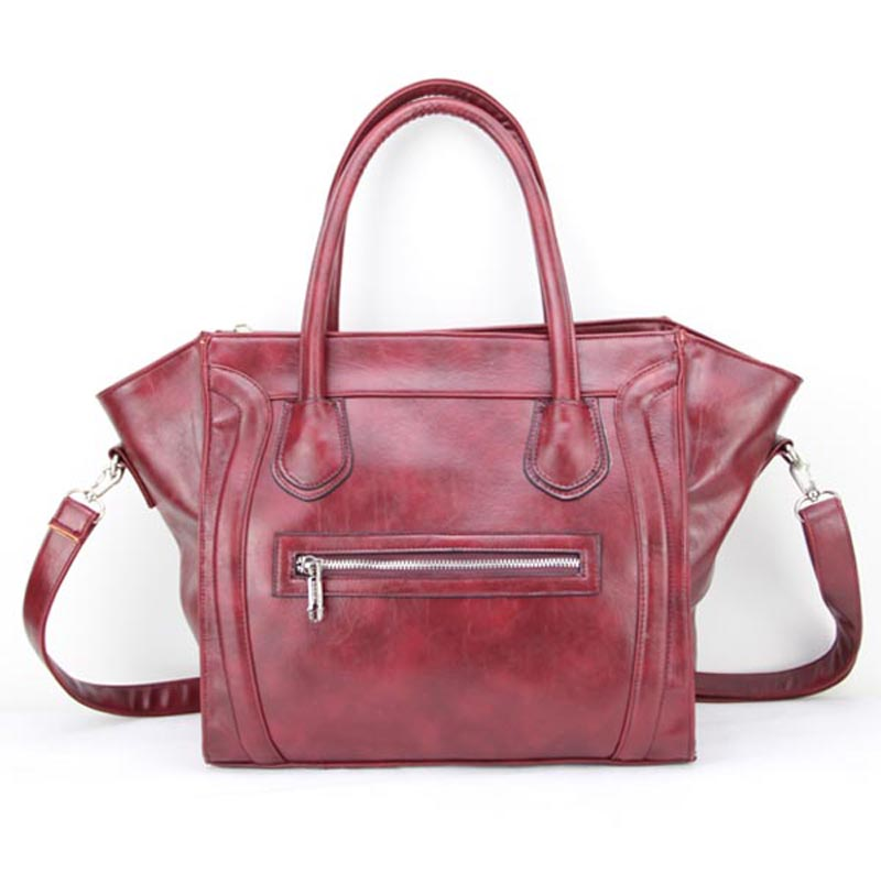 Lady Leather Totes Handbags