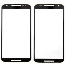 Pièces détachées pour téléphones mobiles pour Motorola Moto X2 Lentille en verre à écran extérieur