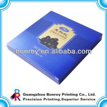 Полный цвет Custom paoer косметическая коробка упаковывая печатание
