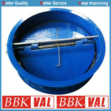 Dual Plate Check Valve Dual Disc Check Valve Wras Approval