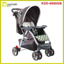 CE-Zertifikat DE-1888: 2012 Baby Kinderwagen mit Carseat / 2 in 1 Baby Kinderwagen