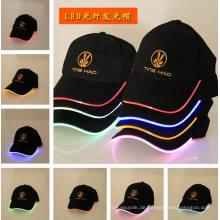 Liefern Sie Infrarot-LED-Hüte mit zwei roten Lichtern auf Schließung