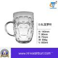 Glass Tumbler Caneca de cerveja para beber vidro barato