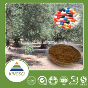 cGMP Chinese Manufacture Olive Leaf Extract Oleuropein & Hydroxytyrosol Powder KS-06