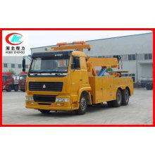 Sinotruck wrecker towing truck