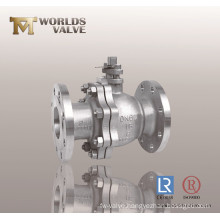Two Pieces Steinless Steel Ball Valve
