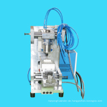 Flat Wire Coil Manuelle Schälmaschine