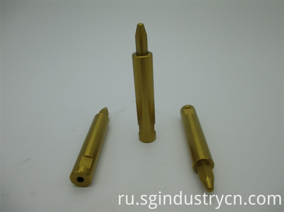 Components Of Brass