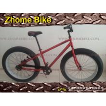 Fourche et cadre de bicyclette pièces/acier Fat Tire Bike Snow Bike