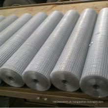 China Fábrica Barato Tecido Galvanizado Malha Soldada para Venda