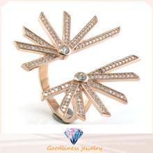 Joyería más nueva de la manera del anillo de plata 925 (R10334)