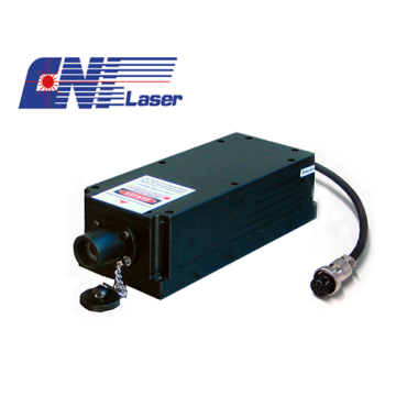 Roter Laser mit 639 nm Single-Longitudinal-Mode