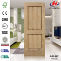 India Convex Red Oak Bathroom Door Panel