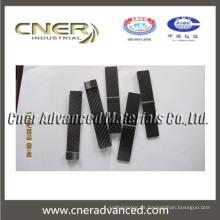 CNER Alta calidad cnc fresado real panel de fibra de carbono / tablero / tablón / OEM drone quad partes