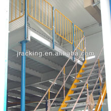 Hot selling heavy duty metal steel pallet shelf mezzanine platform