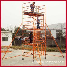 10m Fiberglass Scaffolding with Casters