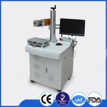 Aço inoxidável Pet Dog Tags máquina de gravura de metal laser / máquina de impressão de Tag animal Tag
