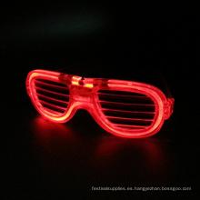 ilumina las gafas de sol para navidad