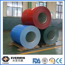 2017 New Product Color Coated Aluminum Coil Stock