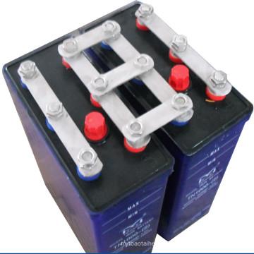 48 V Nickel-Eisen-Batterie 1200ah nife Batterie