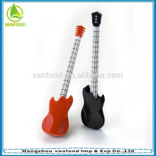 2015 popular novelty guitar shape gift ball pen