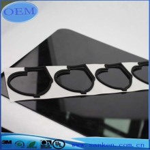 Customized Die-cutting Black Rubber Gasket