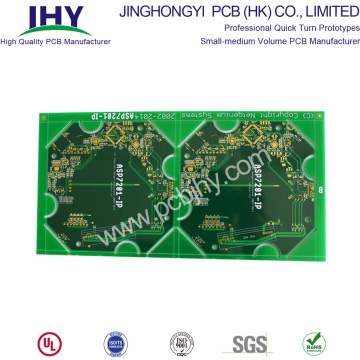 Or rigide d'immersion de carte PCB de 4 couches