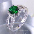new design champagne marquise shape cz 925 sterling silver ring