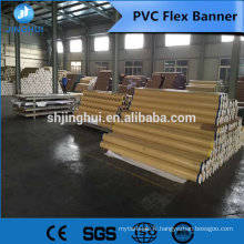 Promotion de médias de publicité de Jinghui bannière flexible de PVC de 380gsm 200X300D 18X12 pour l'imprimante à jet d'encre
