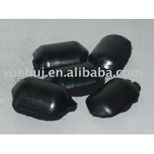 Carbono ativado com briquete para purificação de água