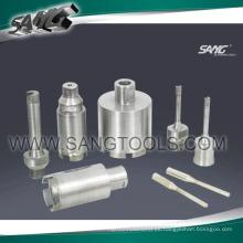 Fabricación de herramientas eléctricas Diamond Core Bit (SG0363)