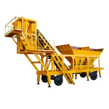 YHZD35 Mobile Concrete Batching Plant